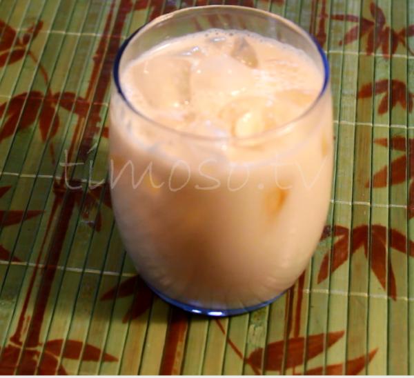 Glass of Soursop Juice